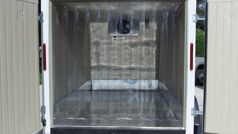 Images For Refrigerated Trailer Curtains